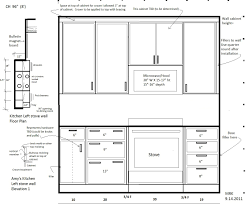 standard kitchen cabinet drawer sizes fitted kitchens direct an