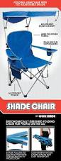 Go Outdoors Chairs Amazon Com Quik Shade Adjustable Canopy Folding Camp Chair