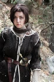 Game Thrones Halloween Costume Ideas 24 Arya Stark Costume Images Arya Stark Game