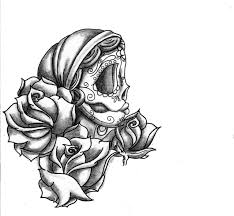 skull and rose tattoo ideas best flowers and rose 2017