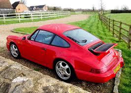 1990 porsche 911 1990 porsche 964 carrera 4 coys of kensington