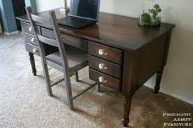 Pottery Barn Desk White Ana White Turned Leg Traditional Desk Diy Projects