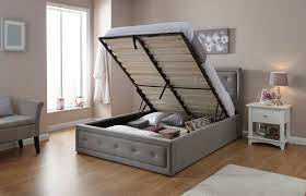 Single Ottoman Bed Bed Company 3ft Single Ottoman Bed Grey