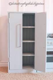 diy pantry for play kitchen this is a must have present for addi