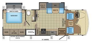 2017 alante class a motorhome floorplans u0026 prices jayco inc