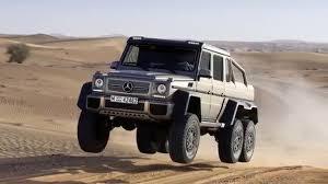 mercedes benz jeep camioneta jeep 4x4 6x6 super lujo mercedes benz youtube