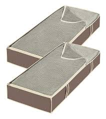 Clothes Storage Containers by Shop Amazon Com Under Bed Storage