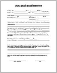 printables updated student info form and student forms