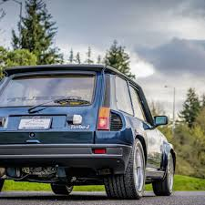 renault 5 turbo group b renault r5 turbo ii seeks its second owner
