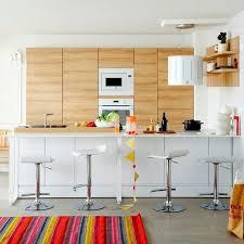 cuisines delinia meubles de cuisine delinia modèle graphic le bois en cuisine