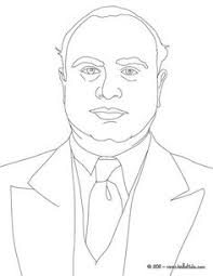 Al Capone Coloring Pages Baby Zeno Of Citium Coloring Page History Coloring Sheets