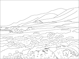 terraces california coast