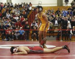 brunswick wrestlers beat greenwich for town crown greenwichtime