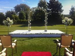 wedding arches uk wedding arch beyond expectations weddings events