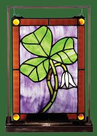 mini stained glass ls 19 best stained glass table stands images on pinterest glass table