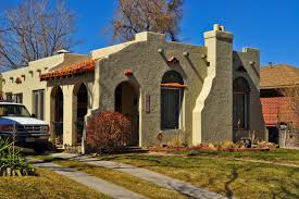 spanish style homes decor spanish style homes with arched wall and black metal