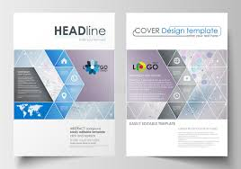 magazine layout size business templates for brochure magazine flyer booklet cover