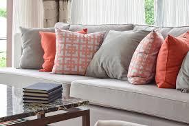 Light Grey Sofas by 35 Sofa Throw Pillow Examples Sofa Décor Guide Throw Pillows