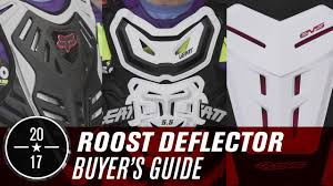 best motocross gear best motocross roost deflectors 2017 youtube