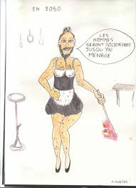 sexe femme de chambre ecarts hommes femmes ou la journée de la femme sa sert pas a grand