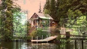 rustic cabin small rustic cabins peace and solitude youtube
