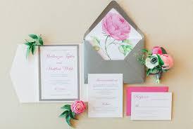pocket folds mackenzie and matt color pops and pocket folds wedding