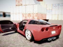 corvette modifications c6 gta gaming archive