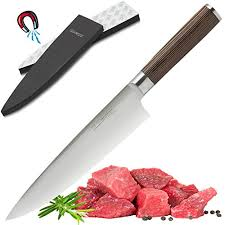 kitchen knive chef knife 8 inch professional ultra sharp stainless steel blade