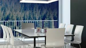 clean modern minimalist dining rooms youtube