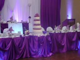Purple Decorations Wedding Decoration Ideas Purple Wedding Party Decorations With