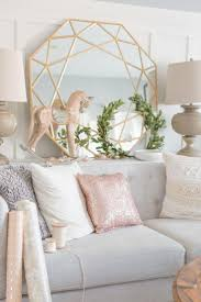 16 rose gold and copper details for stylish interior decor style