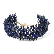 beaded choker necklace images Alexandra beaded choker shop amrita singh jewelry