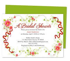 Words For Bridal Shower Invitation Juliet Bridal Shower Invitation Template Easy To Download And Edit