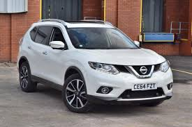 nissan trail 2016 wessex garages demo nissan x trail tekna at pennywell road