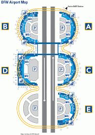 Dart Rail Map Popular 267 List Dallas Airport Map