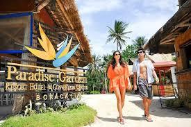 Summer Home Garden Resort - paradise garden home
