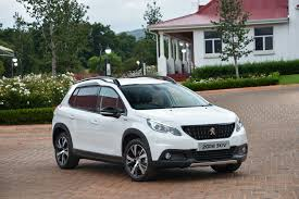 peugeot south africa new peugeot 2008 suv arrives in south africa cape town guy