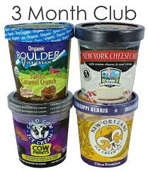 month clubs of the month club icecreamsource