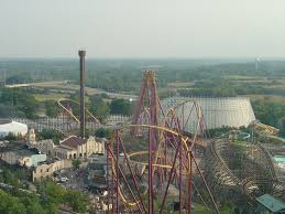Six Flags In Illinois Tickets Six Flags Raging Bull