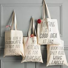 silly slogan tote bag by the of ex foundation