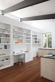 cupertino cubby home filled with hundreds of open shelves