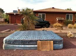 front yard desert landscaping arizona home dignity