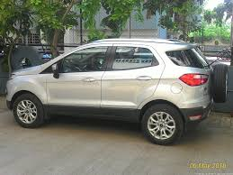 ford ecosport titanium diesel ownership review