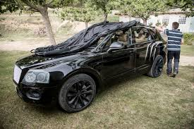 bentley blacked out 2017 bentley bentayga by the numbers