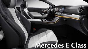 2018 mercedes e class e400 luxurious interior top 5 luxury cars