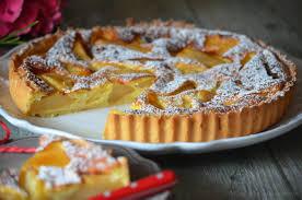 cuisine tarte aux pommes tarte aux pommes à la crème le de c est nathalie qui cuisine