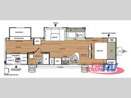 Salem Rv Floor Plans by New 2014 Forest River Rv Salem Hemisphere Lite 312qbud Travel