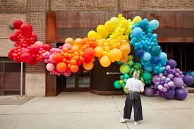 balloons delivered nyc squarespace x geronimo balloons for nyc pride the official