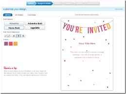 invitations maker birthday invitation templates free birthday invitations online