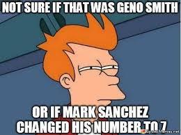 Geno Smith Meme - geno smith memes